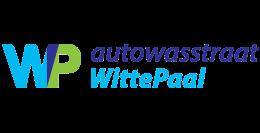 Autowasstraat Witte Paal logo 260x133