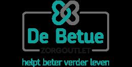 Zorgoutlet De Betue logo met slogan 260x133